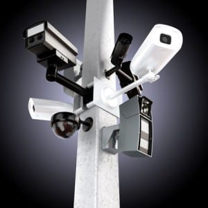 CCTV Security Camera Installation - Sunshine Coast